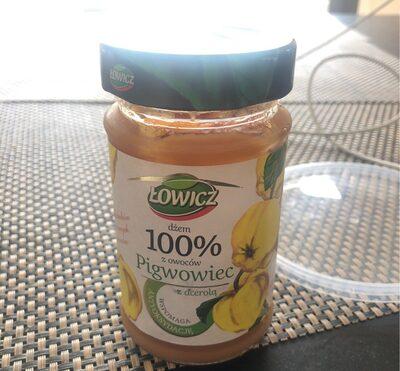 dżem 100% z owoców pigwowiec - Product - fr