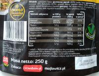 Kasza jęczmienna pęczak z kukurydzą i fasolą szparagową - Wartości odżywcze - pl
