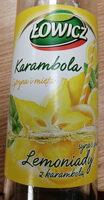 Karambola Cytryna i mięta - Product - pl
