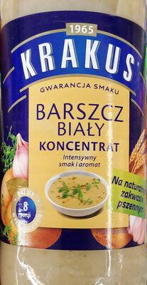 Barszcz biały koncentrat - Produit - pl