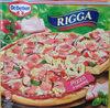 Pizza z szynką, głęboko mrożona. - Produkt