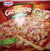 Pizza Guseppe z szynką i pieczarkami głęboko mrożona - Produkt
