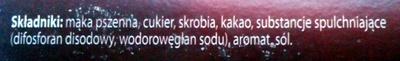 Sernik królewski - Składniki