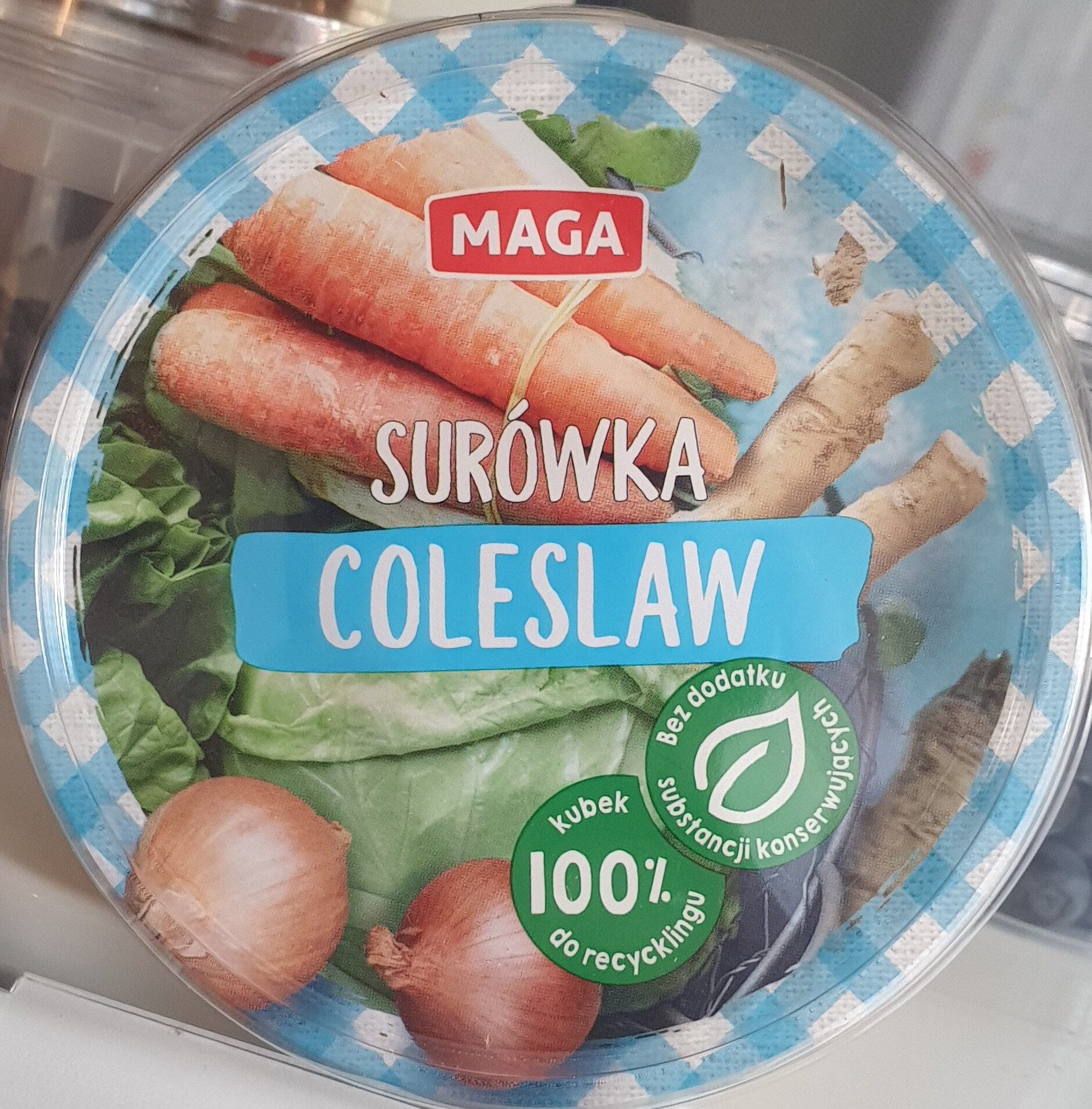 Surówka Colesław - Produkt - pl