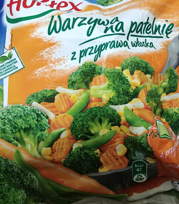 Warzywa na patelnię - Produkt
