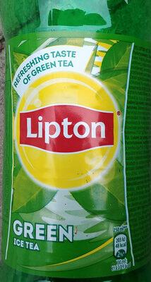 Niegazowany napój herbaciany z zieloną herbatą - Produkt