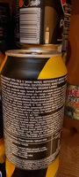 Pepsi mango zero lata 33cl - Ingrediënten - es