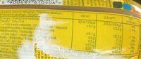 Lipton ice tea - Voedingswaarden - en