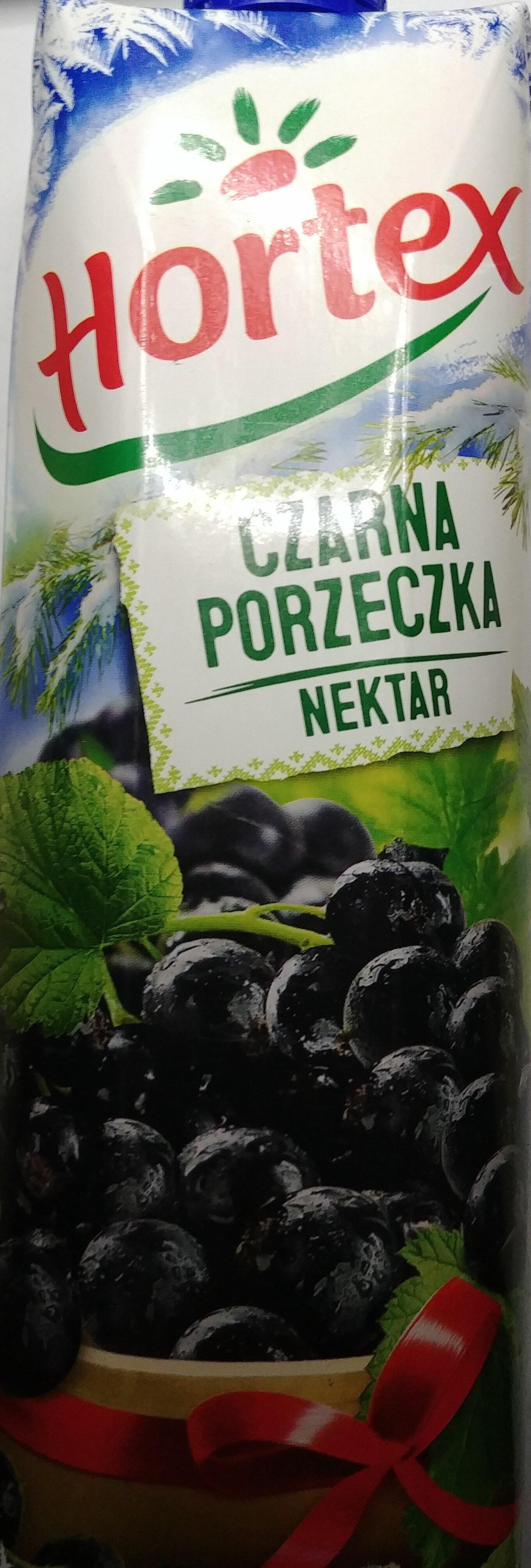 Nektar z czarnych porzeczek - Produkt - pl