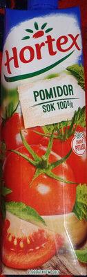 Sok pomidorowy z dodatkiem soli - Produkt - pl