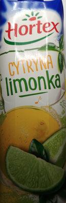 Napój wieloowocowy jabłko, cytryna i limonka - Produkt