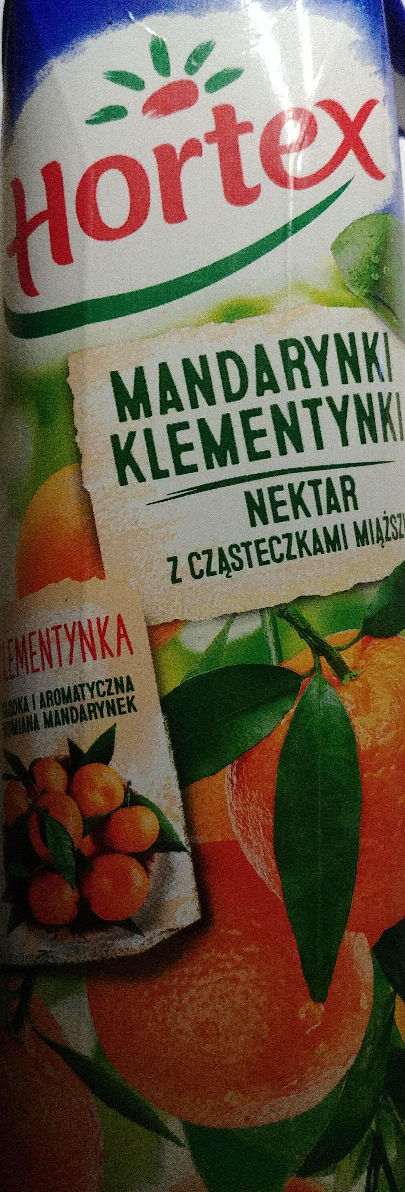 Nektar mandarynkowy - Produkt