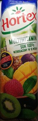 Sok owocowo-marchwiowy - Produkt - pl