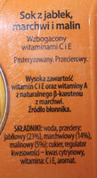 Vitaminka - Składniki - pl