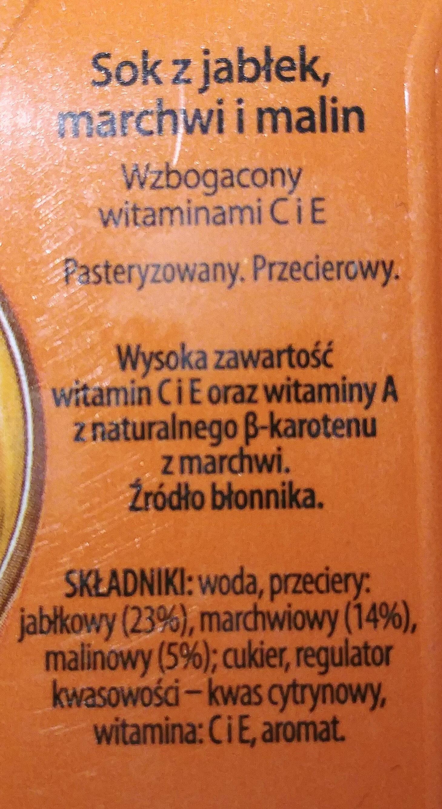 Vitaminka - Ingredients - pl