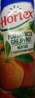 Nektar z pomarańczy i grejpfruta - Produkt