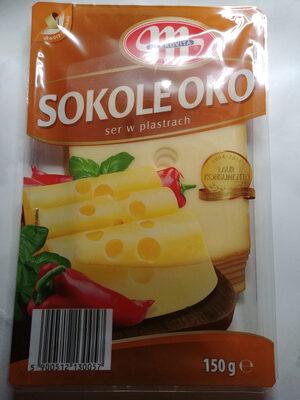 Sokole oko - ser w plastrach - Product - pl