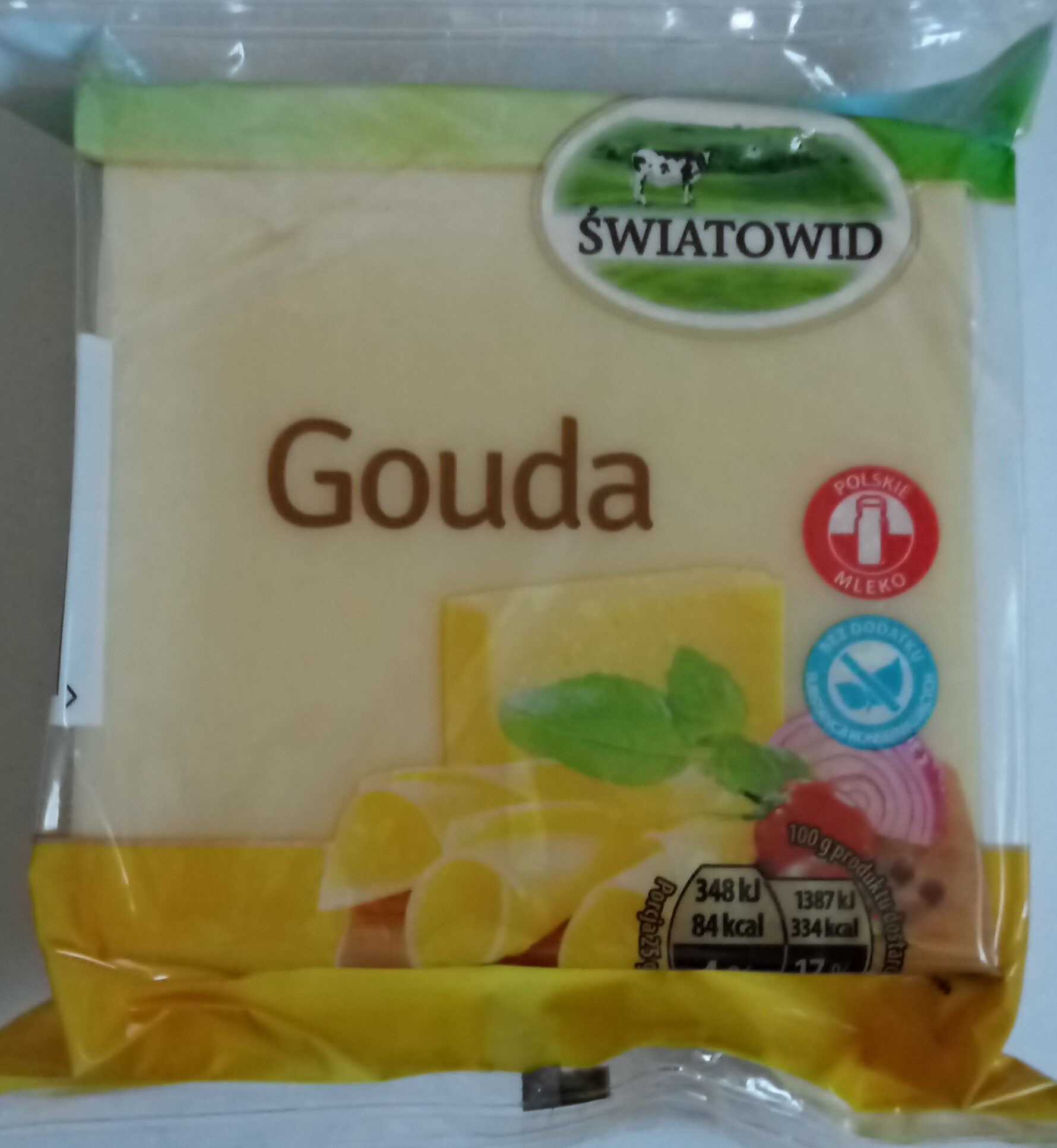 Ser Gouda - Product - pl