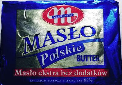 Masło extra - Produkt