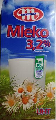 Mleko UHT 3,2 % - Product - pl