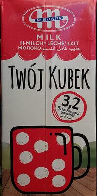 Mleko UHT 3,2% - Product - pl