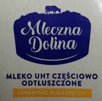 Mleko 1,5% - Ingredients