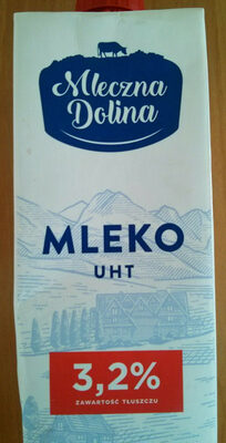 mleko UHT 3,2% - Produkt