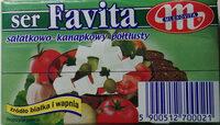 Ser miękki solankowy, półtłusty, - Produkt - pl