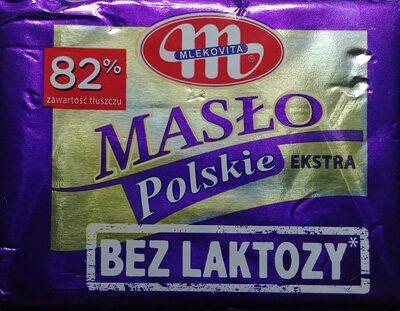 Masło ekstra bez laktozy - 1