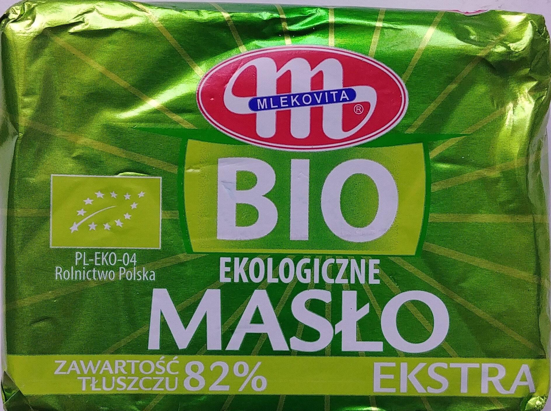 Masło ekstraekologiczne BIO - Produkt - pl