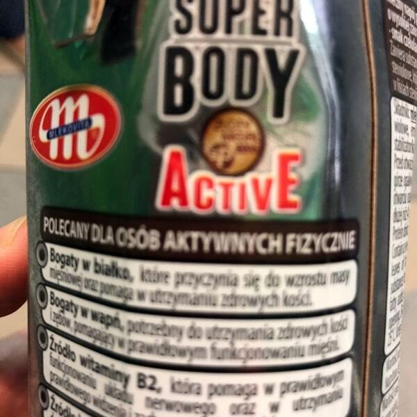 Super body Active - Product - pl