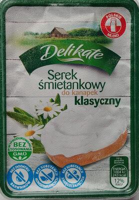 Serek śmietankowy - Produkt - pl