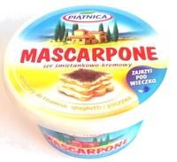 Mascarpone - Product - pl