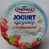 Jogurt typu greckiego z truskawkami 2,4% tłuszczu - Produit