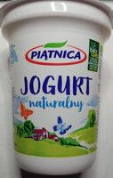 Jogurt naturalny - Produkt - pl