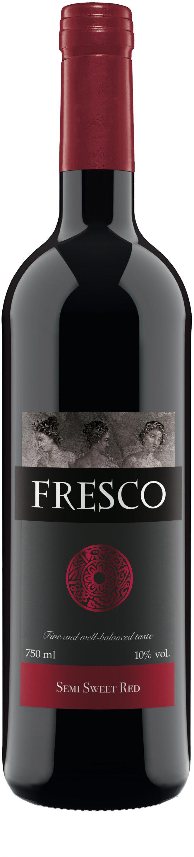 Fresco Semi Sweet Red - Produkt - pl
