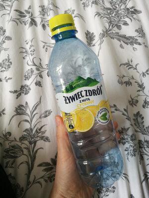 Zywiec Zdrój Lemon Flavoured Still Water - Produkt - pl