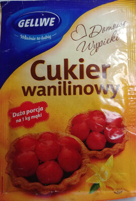 Cukier waniliowy - Produit - pl