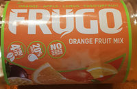 Frugo orange fruit mix - Produkt - en