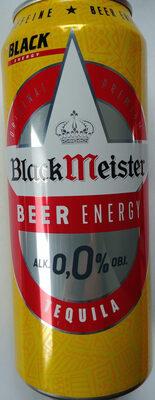 Napój piwny o smaku Tequili 0% alk. - Product
