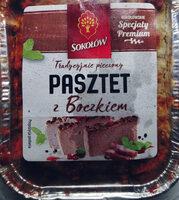 Pasztet z boczkiem - Produkt - pl