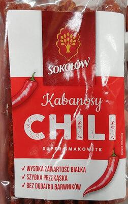 Kabanos Chili - Product - pl
