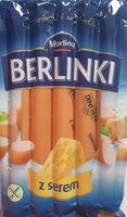 Berlinki z serem - Produkt - pl