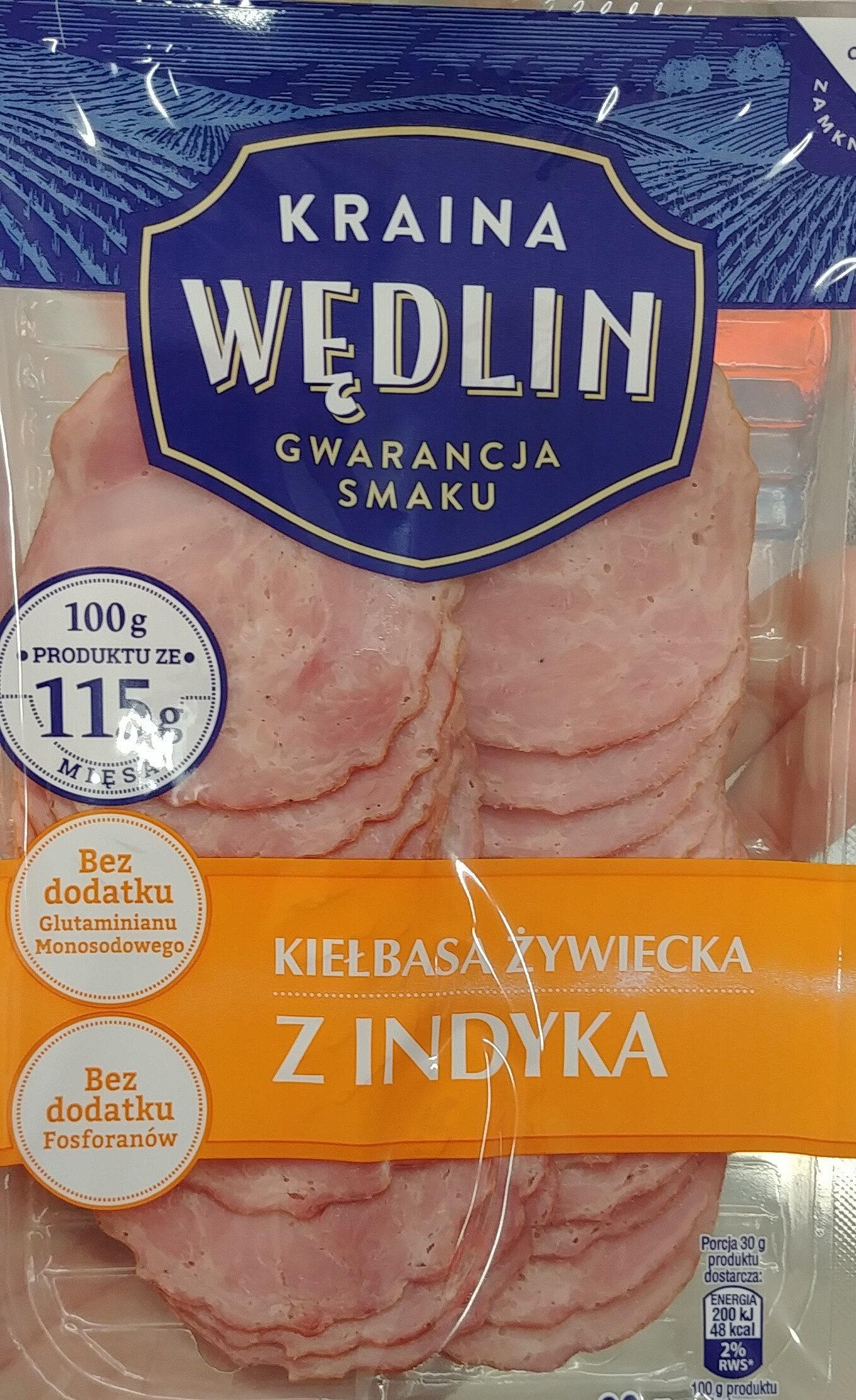 Kiełbasa Żywiecka z indyka - Produkt - pl