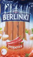 Berlinki pepperowni - Produkt - pl