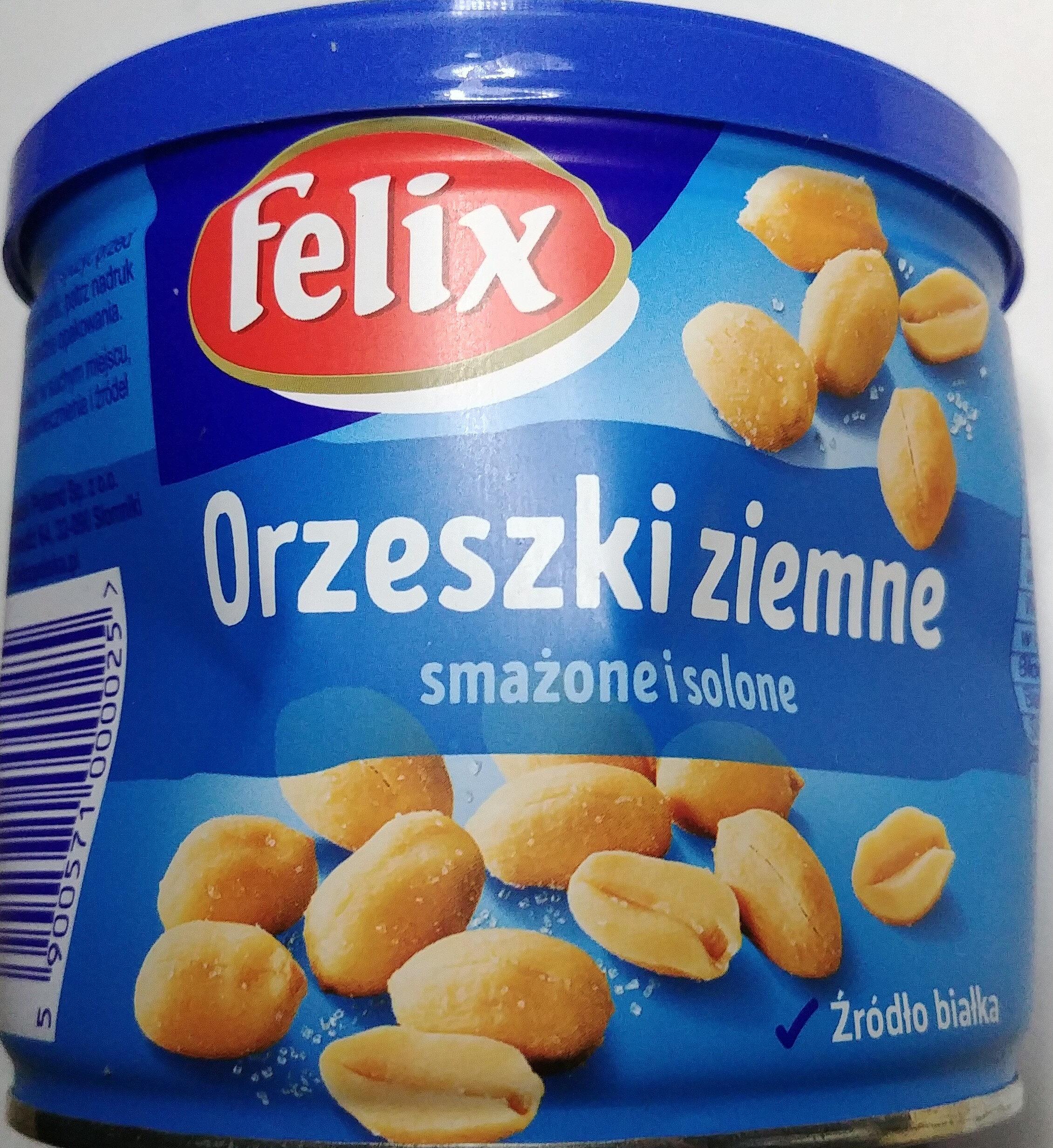 Orzeszki ziemne smażone i solone. - Produkt