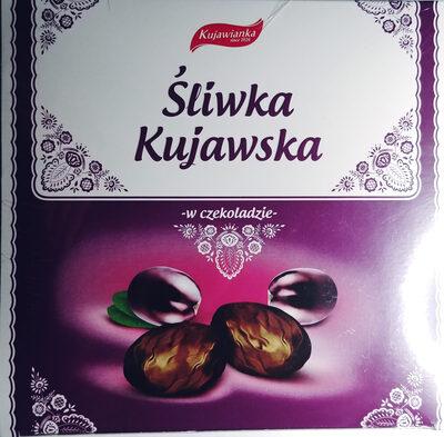 Śliwka Kujawska w czekoladzie - Product