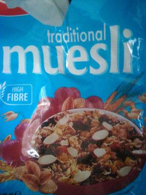 Musli Sante Traditinal - Product - en