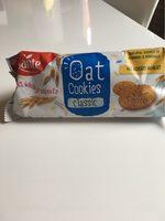 Oat cookies classic - Produit - fr