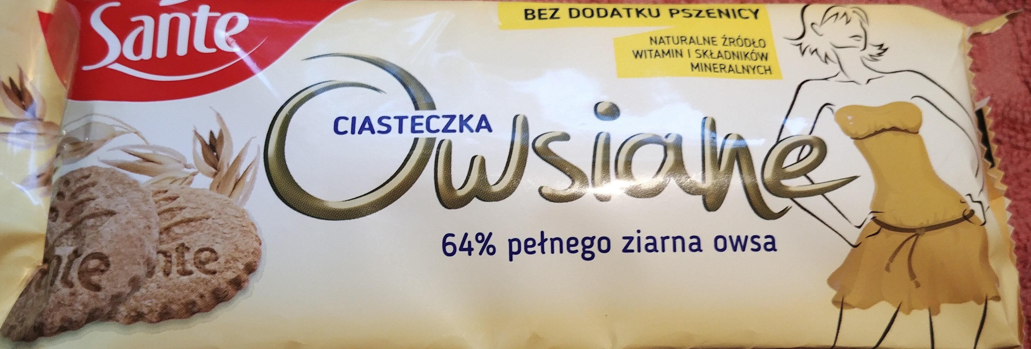 Oat cookies classic - Produkt - pl